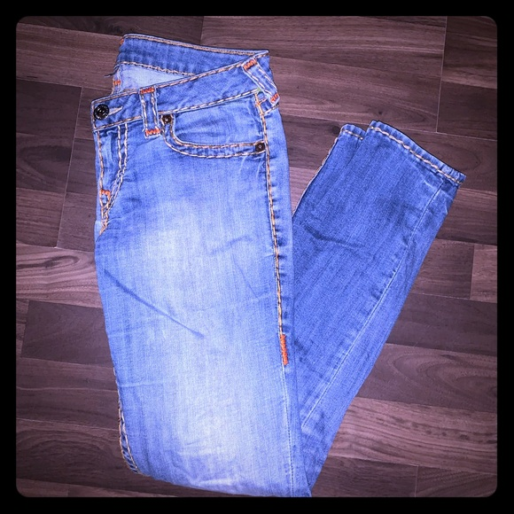 True Religion Denim - True religion skinny jeans Sz 31